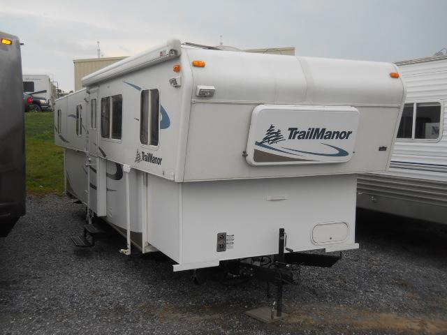 Used 2007 Trailmanor Trailmanor 3124KS Travel Trailer For Sale