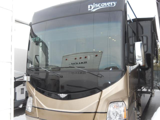 2014 Class A - Diesel Fleetwood Discovery