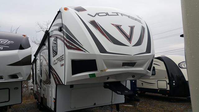 2014 Dutchmen VOLTAGE V-SERIES