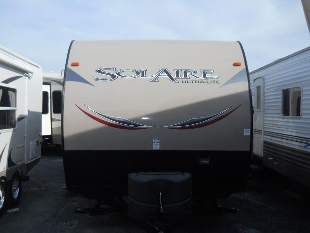 2013 Travel Trailer Palomino SOLAIRE