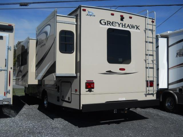 Used 2014 Jayco Greyhawk 29MV Class C For Sale
