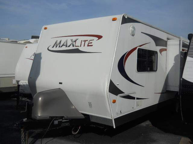 Used 2008 R-Vision Max Lite 27BHGS Travel Trailer For Sale