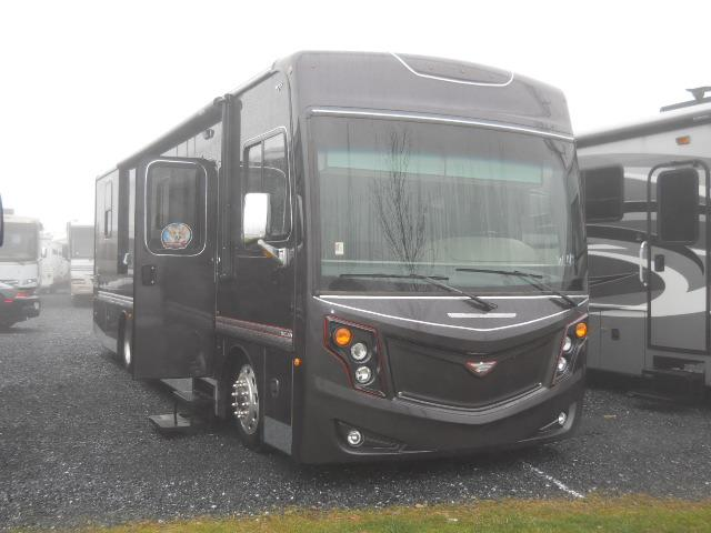 Used 2013 Fleetwood Excursion 33A Class A - Diesel For Sale