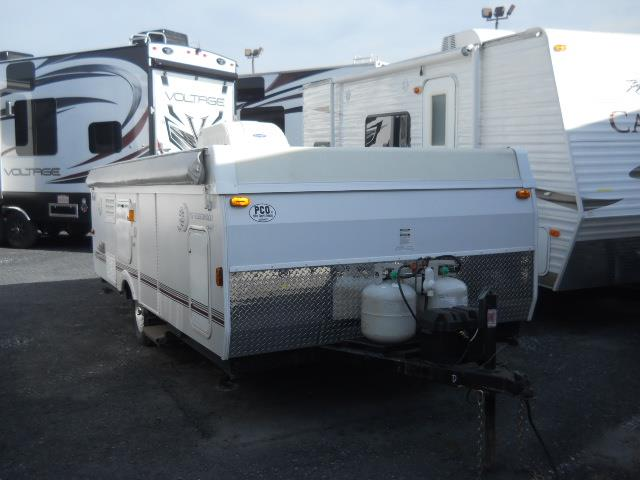 Used 2008 Fleetwood Highlander NIAGRA Pop Up For Sale