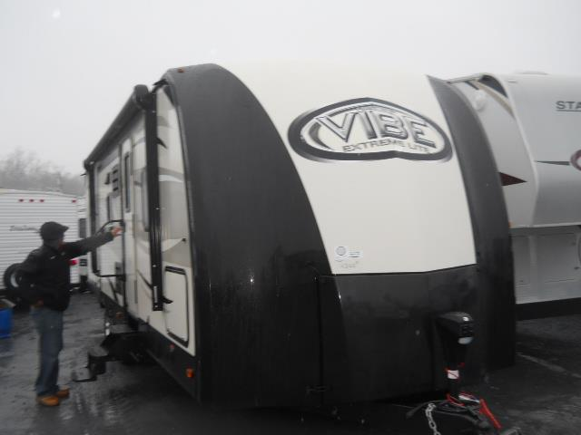 2015 Travel Trailer Forest River VIBE