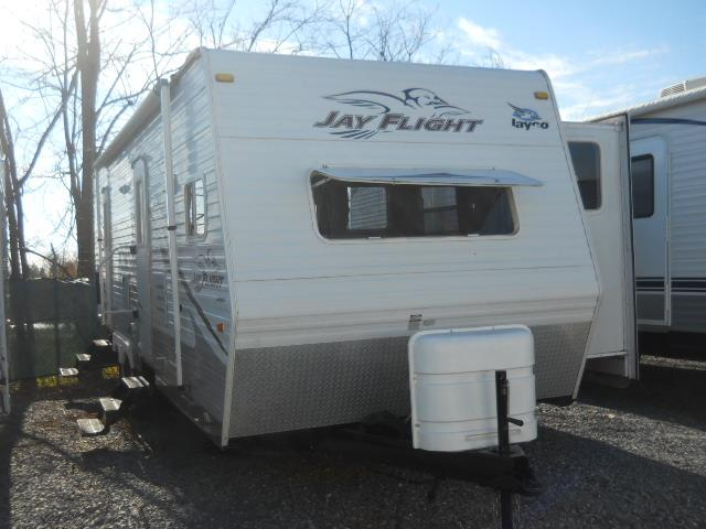 Used 2006 Jayco Jayflight 28FKS Travel Trailer For Sale