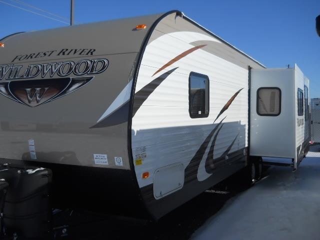 2015 Travel Trailer Forest River Wildwood