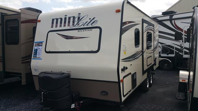 2016 Forest River Rockwood Mini Lite