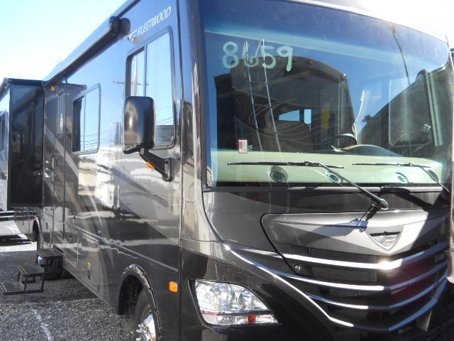 2015 Class A - Gas Fleetwood Storm