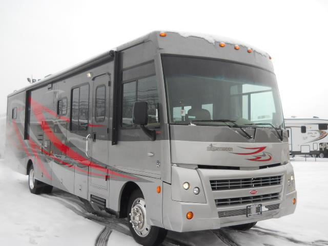 Used 2011 Winnebago Sightseer 36V Class A - Gas For Sale