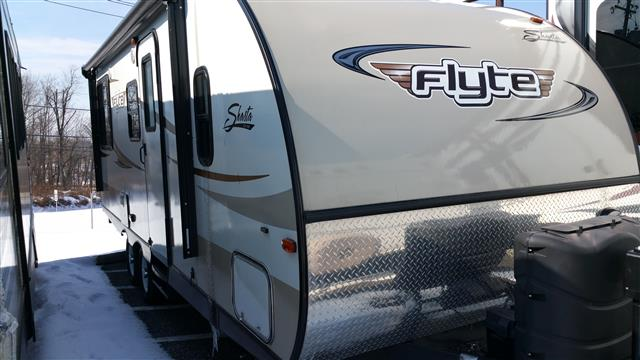 2014 Travel Trailer Forest River SHASTA FLYTE