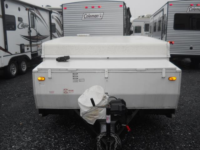 Used 2008 Forest River Flagstaff 625D Pop Up For Sale