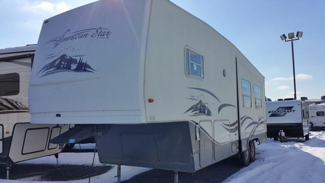 Used 2005 Newmar American Star 30BKCL Fifth Wheel For Sale