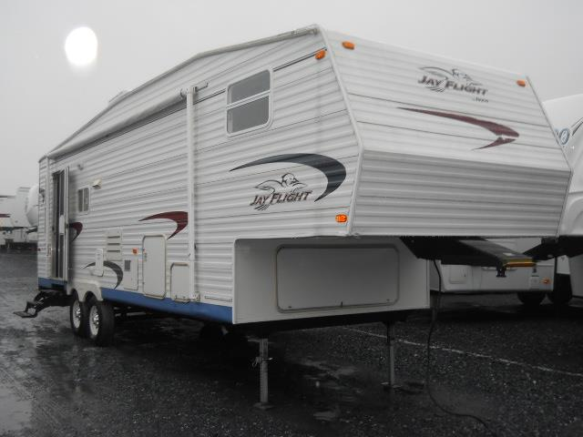 Used 2005 Jayco Jay Flight 28.5RLS Fifth Wheel For Sale