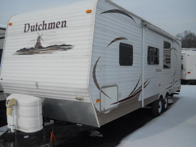 Used 2008 Dutchmen Dutchmen 26 FDSL Travel Trailer For Sale