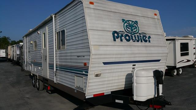 Used 2003 Fleetwood Prowler 31G Travel Trailer For Sale