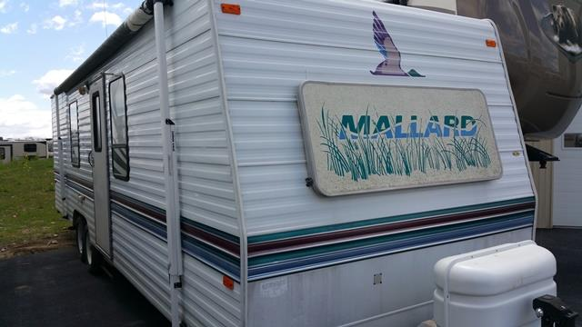 Used 1995 Fleetwood Mallard 29S Travel Trailer For Sale