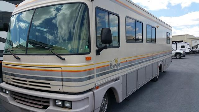 Used 1993 Fleetwood Bounder 34C Class A - Gas For Sale