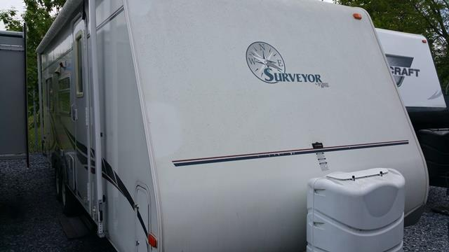 Used 2006 Forest River Surveyor 235RS Travel Trailer For Sale