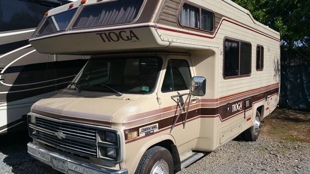 Used 1984 Fleetwood Tioga 23 Class C For Sale