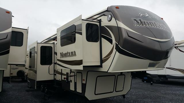 Buy a New Keystone Montana in Harrisburg, PA.