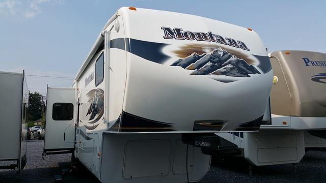 2010 Keystone Montana