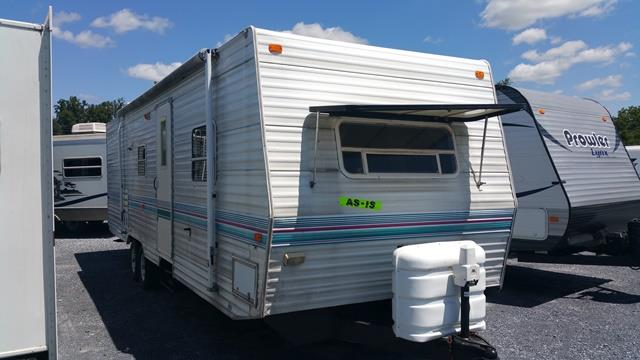 Used 1999 Fleetwood Prowler 31G Travel Trailer For Sale