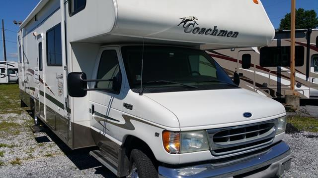 Used 2003 Coachmen Leprechaun KS31 Class C For Sale