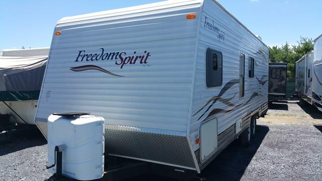 Used 2008 Dutchmen Freedom Spirit FS260 Travel Trailer For Sale