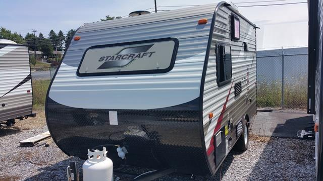 New 2016 Starcraft AR-ONE 14RB Travel Trailer For Sale