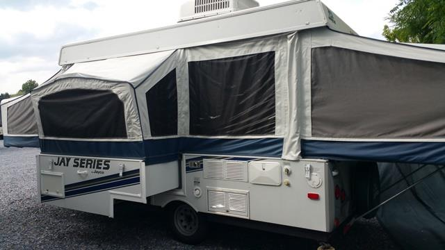Used 2010 Jayco Jay Series 1206 Pop Up For Sale