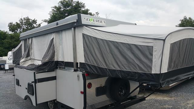 Used 2013 SOMMERSET GRAND TOURING NIAGRA Pop Up For Sale