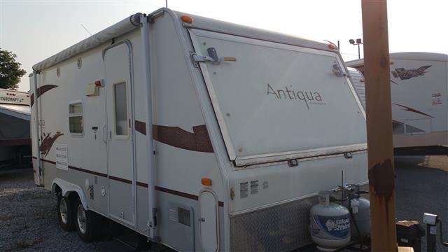 2007 Starcraft Antigua