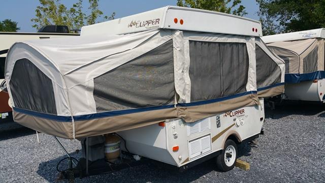 2007 Coachmen Clipper Sport