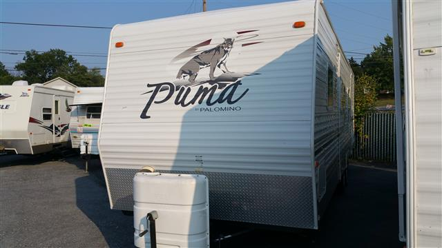 Used 2006 Palomino Puma 30DBS Travel Trailer For Sale