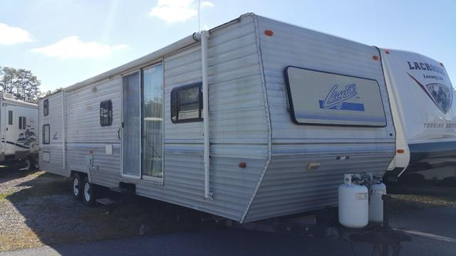 Used 1996 Layton Deluxe 3710 Travel Trailer For Sale