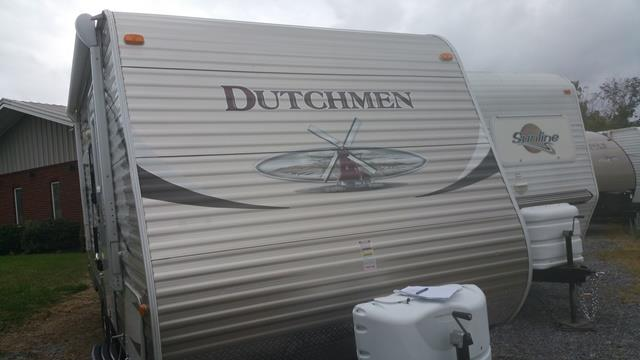Used 2012 Dutchmen Dutchmen 19RD Travel Trailer For Sale