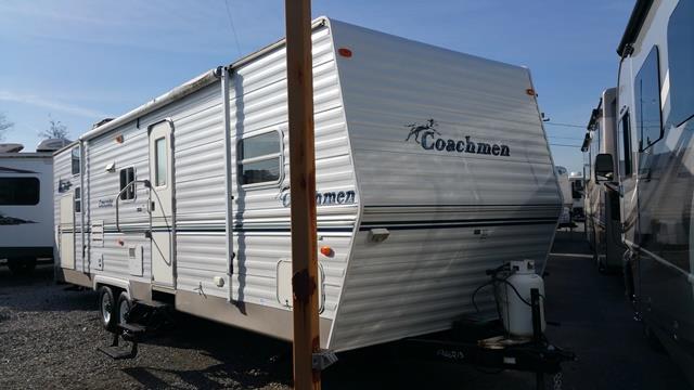 Used 2004 Coachmen Cascade 30TBS Travel Trailer For Sale