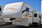 Used 2007 Forest River Salem 376SRV Fifth Wheel Toyhauler For Sale