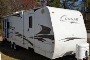 Used 2007 Keystone Cougar 294RLS Travel Trailer For Sale