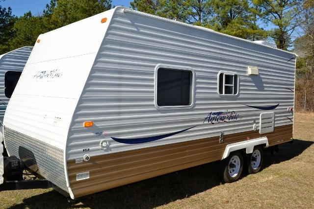 Used Travel Trailer Gulfstream Rvs And Motorhomes For Sale Rvs Com