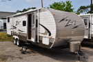 New 2014 Crossroads Z-1 302KB Travel Trailer For Sale