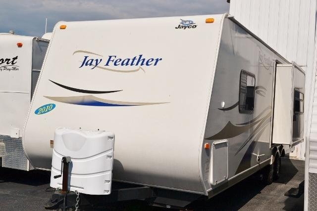 Used 2010 Jayco Jayfeather 242 Travel Trailer For Sale