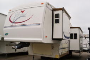 Used 2003 Forest River Cardinal 29WB Fifth Wheel For Sale