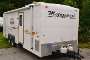 Used 2005 Play-mor MOTORSPORT M-26 SLQ Travel Trailer Toyhauler For Sale