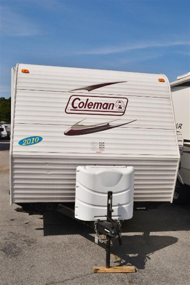 Used 2011 Dutchmen Coleman Travel Trailer For Sale In ...