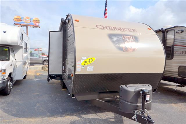 Buy a New Forest River Cherokee in Columbia, SC.