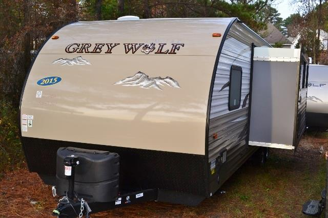2015 Forest River Grey Wolf