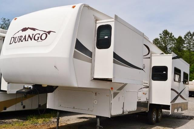 Used 2007 K-Z Durango 305 Fifth Wheel For Sale