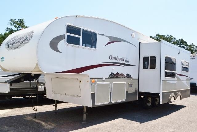 Used 2006 Keystone Outback 28FRLS06 Fifth Wheel For Sale
